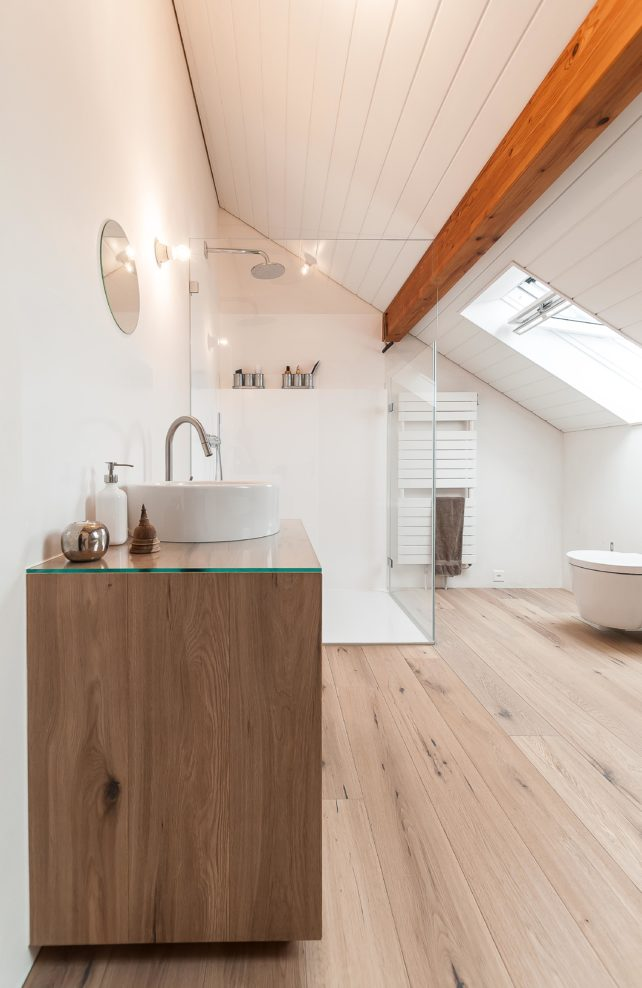 ipunkt | Umbau Küche, Bad und Wohnraum, Brittnau - ipunkt