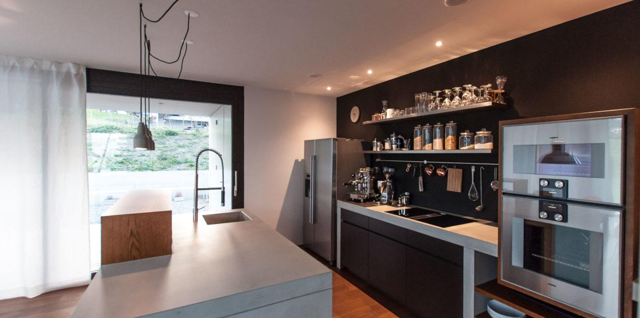ipunkt | Neubau Küche und Bad, Nottwil - ipunkt